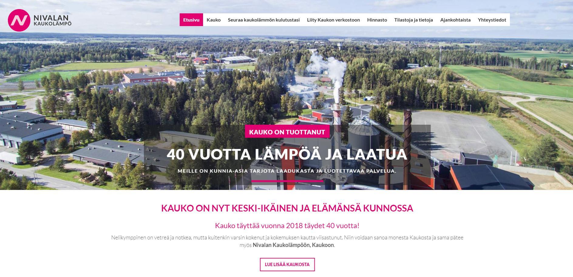 Nivalan Kaukolämpö Oy