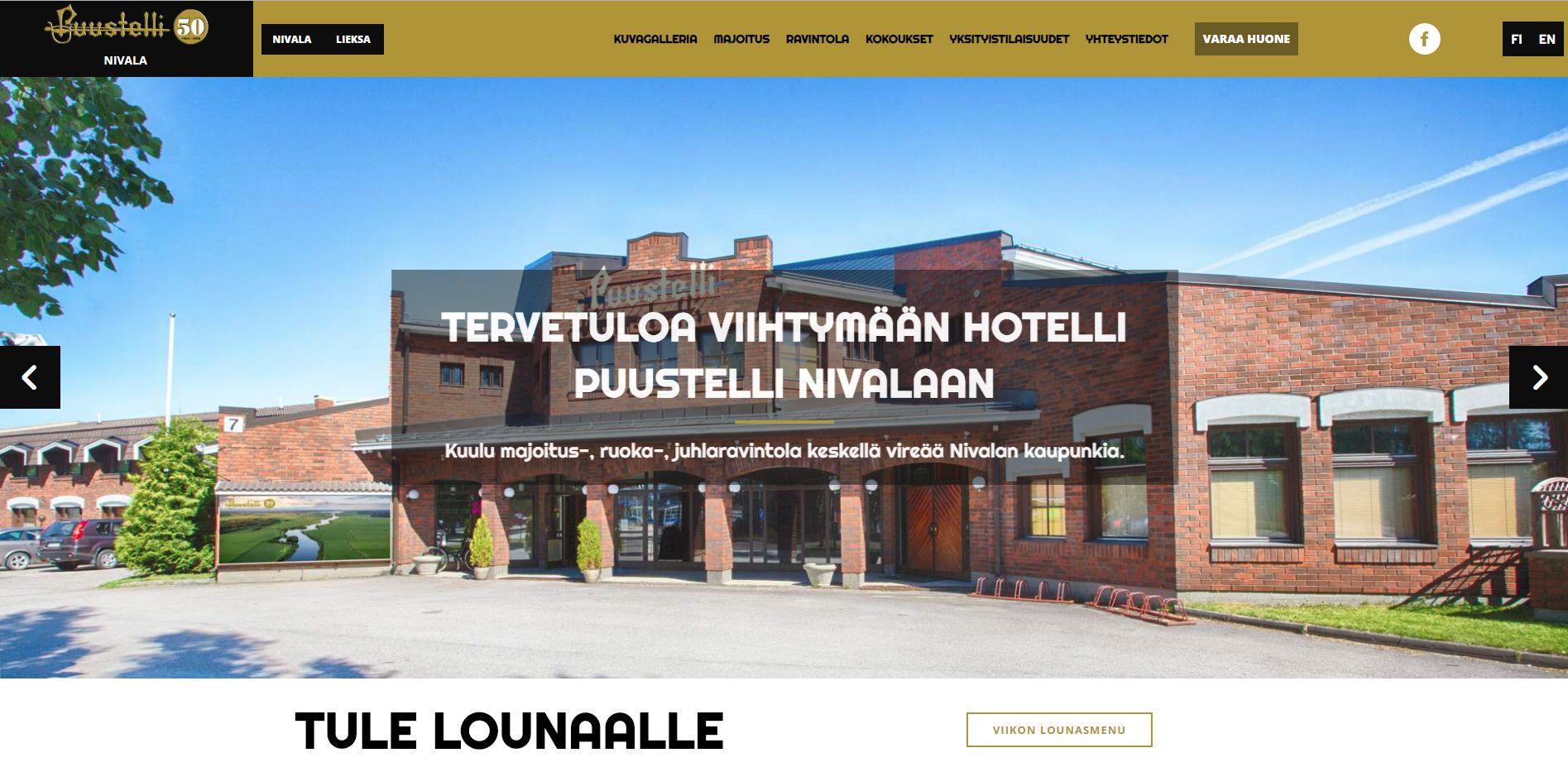 Hotelli Puustelli Nivala