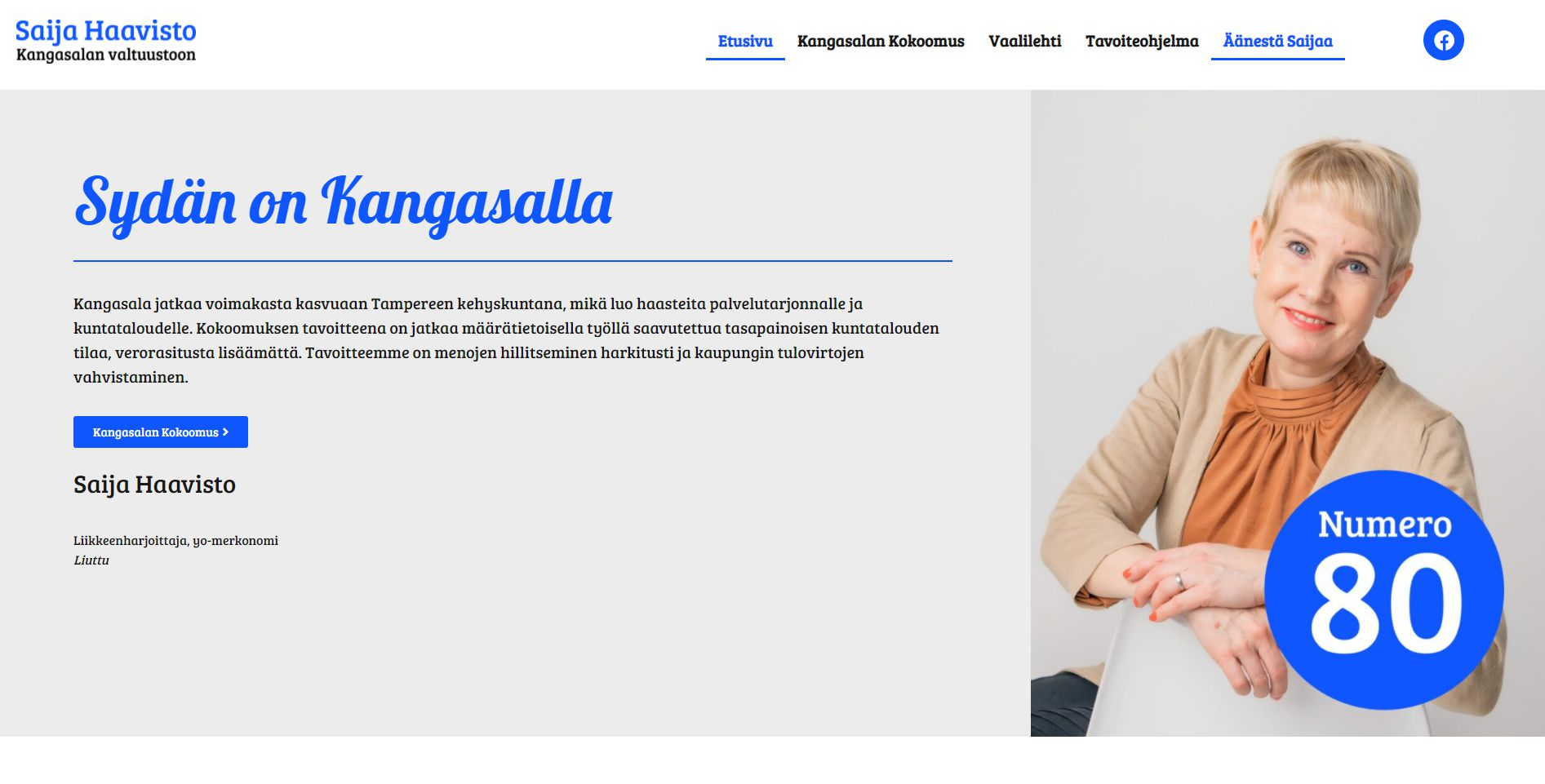 Saija Haavisto